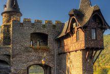 Castles / by Donald Nichols