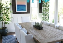 Dining room/ living room / by Dana