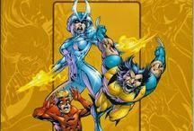 Comics Covers Marvel - Collection 100% Marvel - X-Men Clandestine