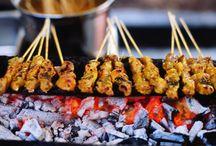 ☺Entertaning • ASIAN BBQ