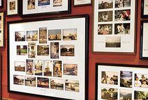 PHOTOS: Display Ideas / Photo Display Ideas
