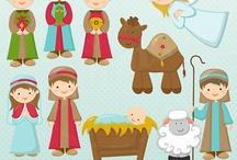 à faire avec les enfants pour Noël, pâques