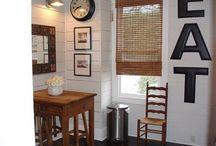 Kitchens / Kitchen Inspiration / by Southern Revivals