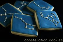 Constellation/Greek Mythology Party Ideas