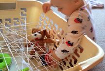 Toddler activities - under 2