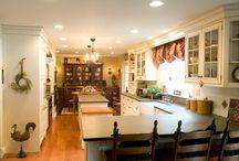 Kitchens / SAH Builders
