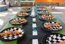 Birthday party ideas / by Michelle Easley