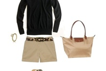 Outfit - Shorts / by Glo