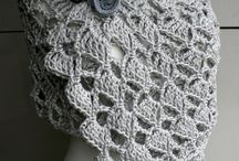 Hand made - knitting, crocheting