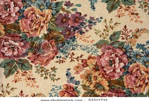 Tapestry floral