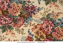 Tapestry floral / by Meta B