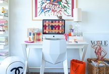 home office inspiration / by Little Me Little  You