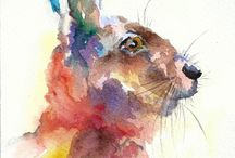 Art ideas - animals