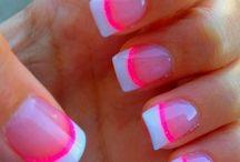 Nails/manicures / by Nicole Digirolamo