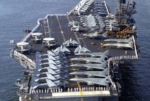 USS Aircraft Carrier Ranger