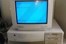 Vintage Computers / Computing Devices I'm using, used, owned.
