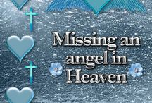 MY FAMILY IN HEAVEN!! / My Beautiful Family and Loved ones in Heaven!! / by Debbie Campbell