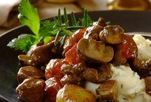 Recipes- Lamb