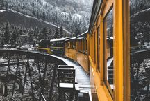 ~!Train Photography*_