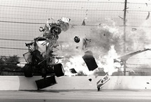 Race Crashes / by Stan King