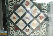Barn Quilts ~ Quilt Trail / Wonderful Painted Quilts / by Victoriana Quilt Designs