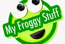 My Froggy Stuff FANS! / Hi! I am big fan of My Froggy Stuff! Please Support my showcase