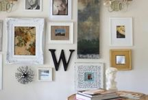 Gallery Walls / by Hailey Holder