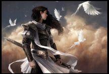 Armored Women