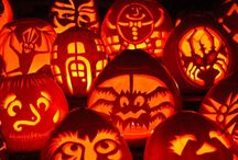 """Halloween / """"There is Magic in the Night when Pumpkins glow by Moonlight"""""""