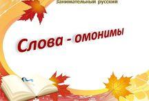 альбом / О русском языке