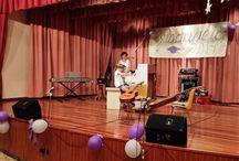 CARMELITES TGN MÚSICA / Informació sobre l'activitat d'extraescolars de música.