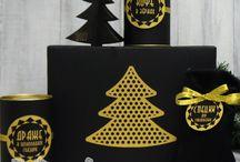 Душевные корпоративные подарки от компании Прокреатиф / Подарки, собранные с теплом ручной работы. Авторское исполнение.