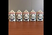 Boerenbont pollingrand / Mooie items boerenbont