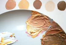 mixing paint colors