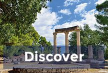 Discover / Discover the history of Greece.