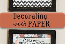 Decorating / by Dominique Ingerson