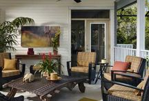 Porch Ideas / by Shannon Taylor