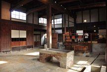 日本家屋(古民家)
