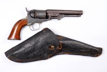 Historic Revolvers and Firearms