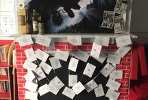 Creative Classroom (Mine!) / Classroom displays from within my classrooms and library. Created by my colleagues and me!