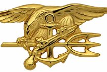 US NAVY SEAL COMMANDO  PATCH -A special boat squadron of the US Navy pacth