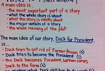 6.RI.3Analyze in detail how a key individual, event, or idea is introduced, illustrated, and elaborated in a text (e.g., through examples or anecdotes). / by Danielle Tebon