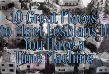 Historical LGBT / Queer Places