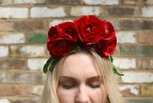 Amongst the Weeds: Floral Crowns