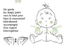 langue des signes en crèche