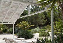 Terrasses et jardins