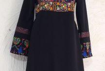 etnik elbiseler