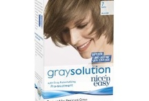 Hair Coloring Products / by Shalon Nagel
