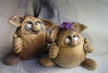 keramika letní dílna
