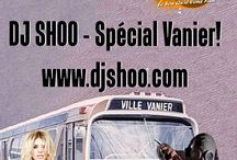 DJ SHOO - SPECIAL VANIER / DJ SHOO - SPECIAL VANIER Tous les vendredi soir sur Atomik Radio www.djshoo.com & www.Atomik-radio.fr